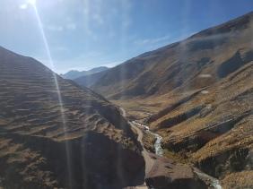 Camino a Vinicunca