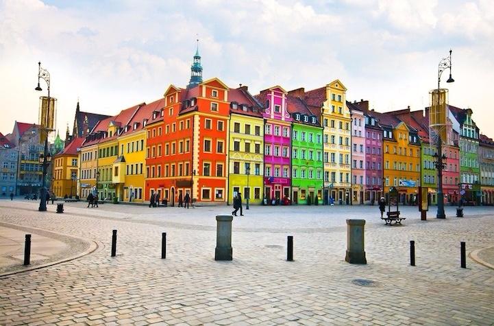 Wrocław, Polonia