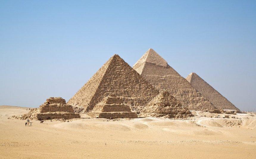 Pyramids+of+Egypt
