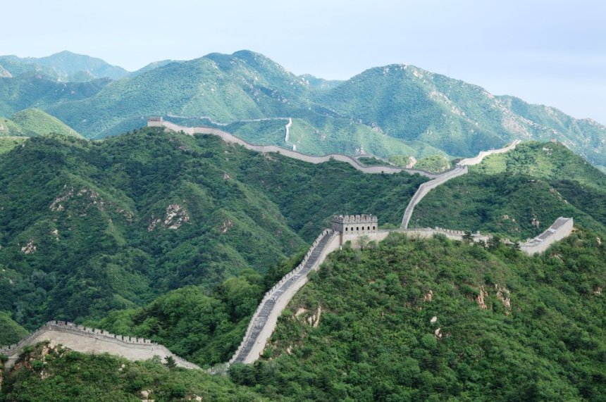 The+Great+Wall+Of+China